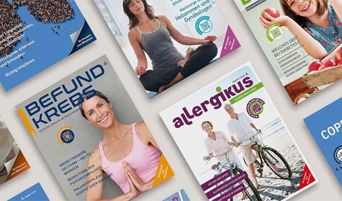 GFMK Verlagsgesellschaft Zeitschriften groß