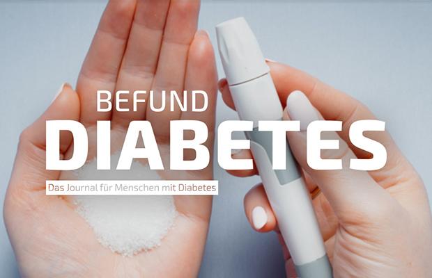 Befund diabetes