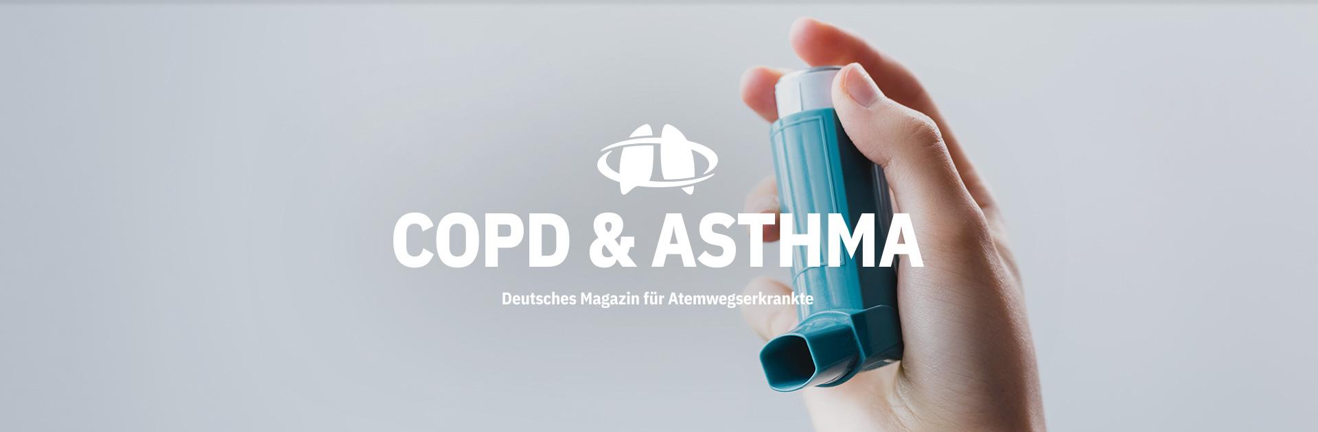 Zeitschrift COPD & Asthma
