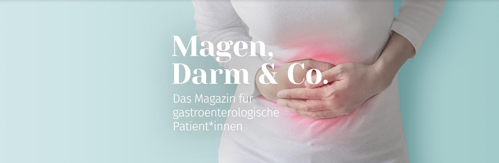 Zeitschrift Magen Darm und Co